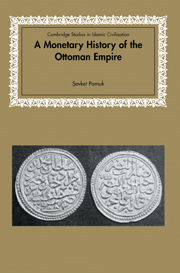 A Monetary History of the Ottoman Empire