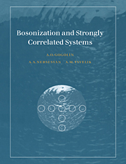 Bosonization and Strongly Correlated Systems