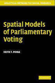 Spatial Models of Parliamentary Voting
