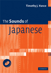 The Sounds of Japanese