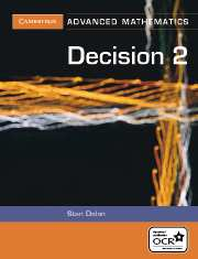 Decision 2 for OCR