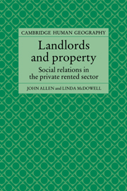 Landlords and Property
