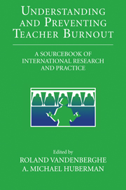 Understanding and Preventing Teacher Burnout