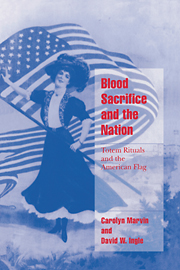 Blood Sacrifice and the Nation