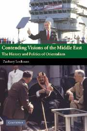 Contending Visions of the Middle East