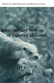 Behaviour and Ecology of Riparian Mammals