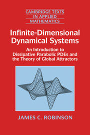 Infinite-Dimensional Dynamical Systems