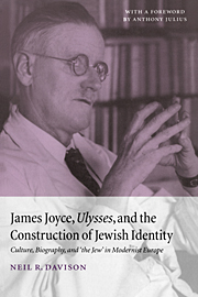 James Joyce, Ulysses, and the Construction of Jewish Identity