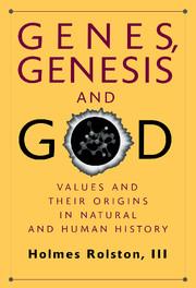 Genes, Genesis, and God