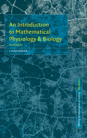 An Introduction to Mathematical Physiology and Biology
