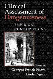 Clinical Assessment of Dangerousness