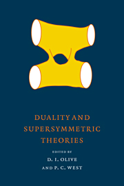 Duality and Supersymmetric Theories