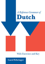 A Reference Grammar of Dutch