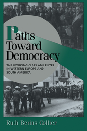 Paths toward Democracy
