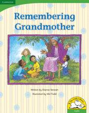 Remembering Grandmother Big Book Version (English)