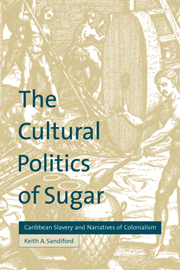The Cultural Politics of Sugar