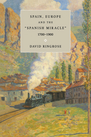 Spain, Europe, and the 'Spanish Miracle', 1700–1900