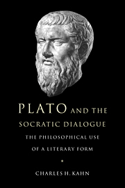 Plato and the Socratic Dialogue
