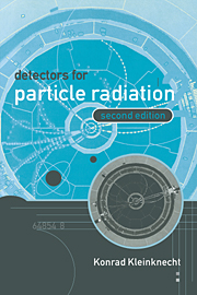 Detectors for Particle Radiation
