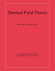 Thermal Field Theory