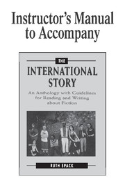 Instructor's Manual to Accompany The International Story