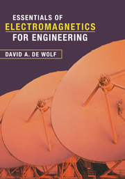 Essentials of Electromagnetics for Engineering