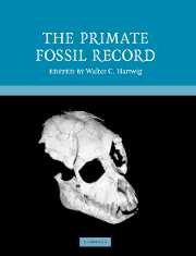 The Primate Fossil Record