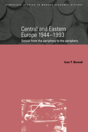 Central and Eastern Europe, 1944–1993