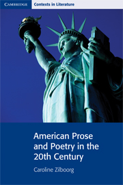 American Prose and Poetry in the 20th Century