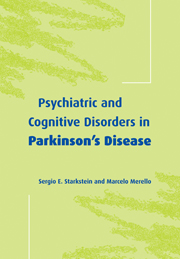 Psychiatric and Cognitive Disorders in Parkinson's Disease