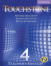 Touchstone Teacher's Edition 4