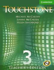 Touchstone Teacher's Edition 3