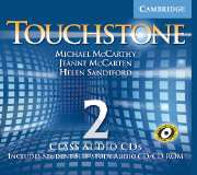 Touchstone Class Audio CDs 2