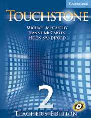 Touchstone Teacher's Edition 2