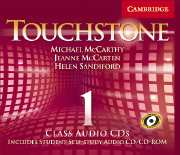 Touchstone Class Audio CDs 1 Class Audio CDs L1 (pack 4)