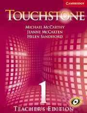 Touchstone Teacher's Edition 1 Teachers Book 1 with Audio CD