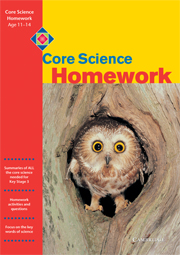 Core Science Homework