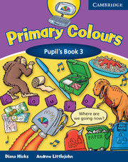 Primary Colours 3 Pupil's Book