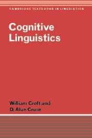 cognitive approaches to lexical semantics dirven ren cuyckens hubert taylor john r
