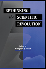 Rethinking the Scientific Revolution