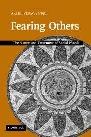 Fearing Others