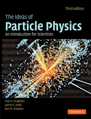 The Ideas of Particle Physics