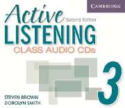 Active Listening 3 Class Audio CDs