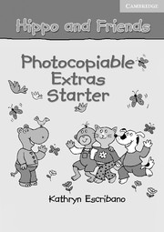 Hippo And Friends Pupils Book 1