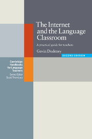 The Internet and the Language Classroom