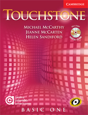 Colombo Touchstone 1 Student's Book/Workbook with Audio CD/CD-ROM