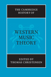 The cambridge history of western music theory edited by thomas the cambridge history of western music theory fandeluxe