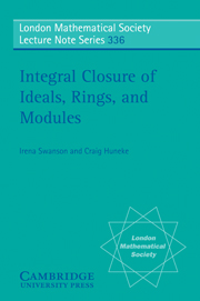 Integral Closure of Ideals, Rings, and Modules