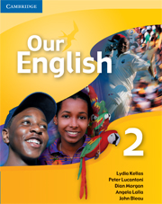 Our English 2 Student Book with Audio CD