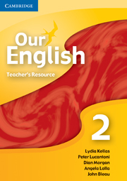 Our English 2 Teacher Resource CD-ROM